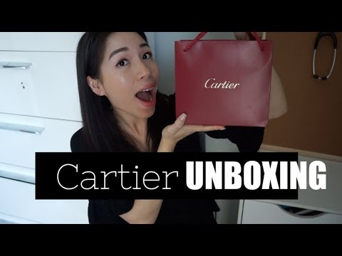 CARTIER LOVE BRACELET UNBOXING | STYLES BY NGOC