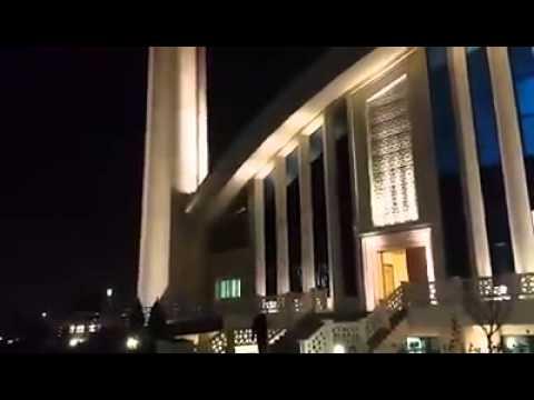 Üstad Ali TEL - Hicaz makamı Yatsı Ezanı - 1 Aralık 2014