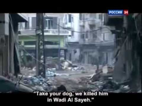 Syria: Russian Documentary from TV Rossiya 24 on Events in Syria (English Subtitles)