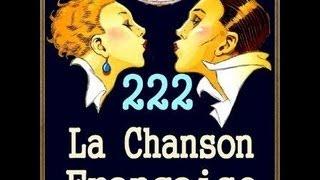 """""""La Foule"""" Edith Piaf.      Álbum: """"222 La Chanson Française"""".  Vintagemusic.es"""