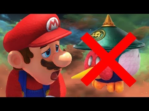 Super Mario Odyssey - Top 5 Impossible Captureless Power Moons