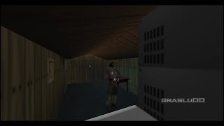 GoldenEye 007 N64 - Blind Path - 00 Agent (Custom level)