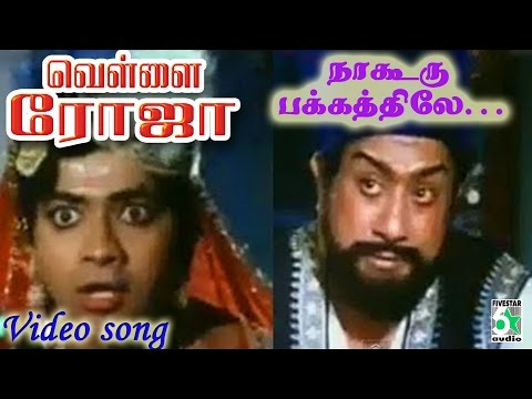 Naagooru Pakkathilae Vellai Roja Tamil Movie HD Video Song