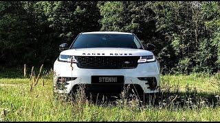 Вот он, Land Rover Range Rover Velar.