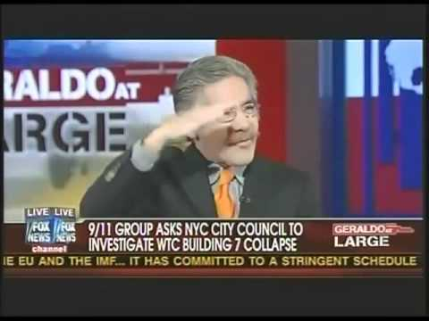 9/11 WTC7 - Geraldo Rivera Covers BuildingWhat?