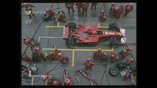 F1 Malaysian Grand Prix 2001 Highlights