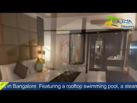 Iris - The Business Hotel - Bangalore Hotels, India