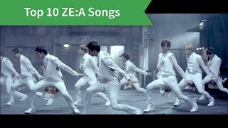Download Video My Top 10 ZE:A Songs MP3 3GP MP4