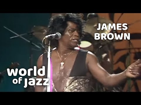 James Brown • 11-07-1981 • World of Jazz