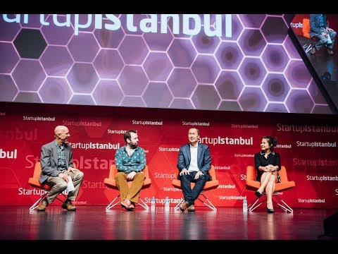 Panel - Circle of Greed: The Spectacular Rise and Fall of Silicon Valley - Startup Istanbul