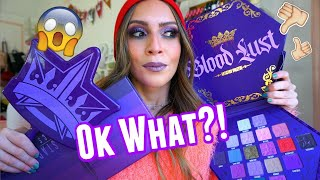 JEFFREE STAR BLOOD LUST COLLECTION... OH MY WORD!