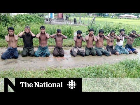 Former Myanmar soldiers detail mass atrocities against Rohingya