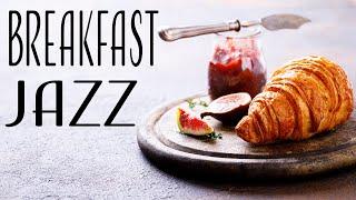 Spring Breakfast JAZZ - Relaxing Morning Bossa Nova JAZZ Music For Work, Study, Spring Mood