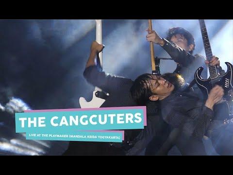 [HD] The Cangcuters - Gila Gilaan (Live at Yogyakarta, September 2017)