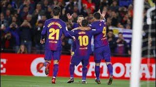 Barcelona vs Celta Vigo [5-0] - Copa del Rey, Round of 16, 2018