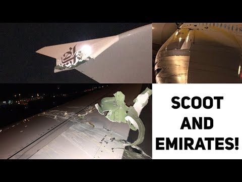 ATC Causes INCIDENT Between Scoot & Emirates!
