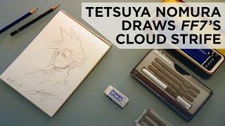Tetsuya Nomura, Principal Character Designer for Final Fantasy VII,...