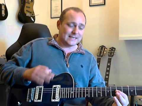 Razor - Foo Fighters Guitar lesson