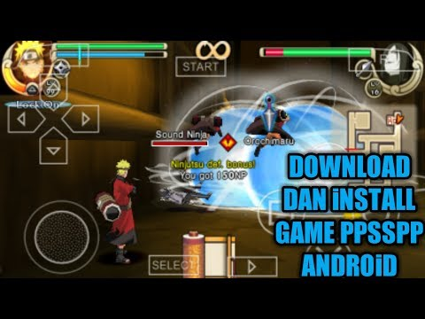 Cara Bermain Game PSP Di Android [Simple Tutorial ...