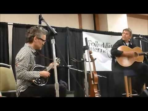 Bob Neuwirth - Stories and Songs at 2014 Folk Alliance