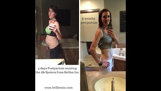 Diastasis Recti and Belly Wrapping (Top Tips For Optimal Healing Postpartum)