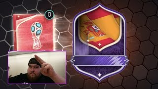 FIFA MOBILE WORLD CUP SPANISH HERO MASTER IN A PACK! #FIFAMOBILE WORLD CUP PACK OPENING