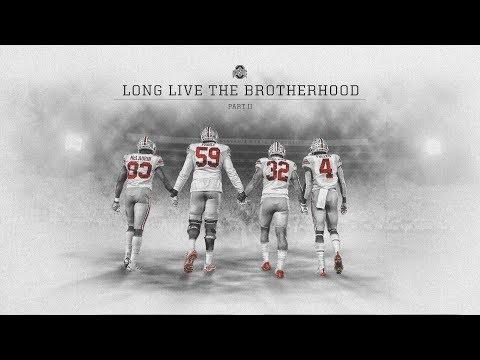 2018 Ohio State Football: The Brotherhood, Part II