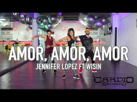 Amor, Amor, Amor   Jennifer Lopez ft Wisin by Cesar James Co