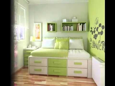 Purple And Green Bedroom Decorating Ideas   YouTube Design Inspirations
