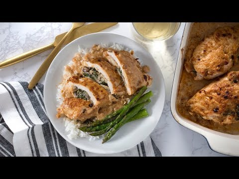 How To Make Stuffed Chicken