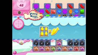 How to beat level 1066 in Candy Crush Saga!!