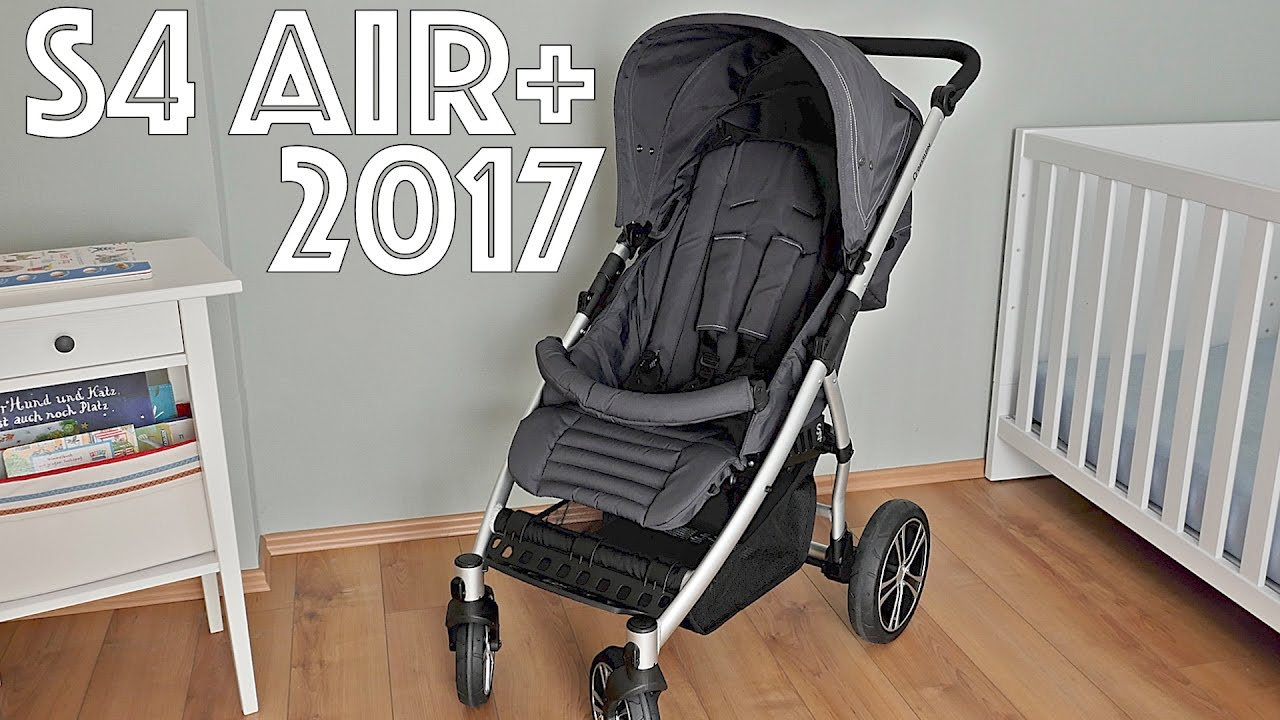 Gesslein Kinderwagen Modelle 2017 Gesslein Buggy S4 Air Plus 2017 Kurzvorstellung Test Kinderwagen