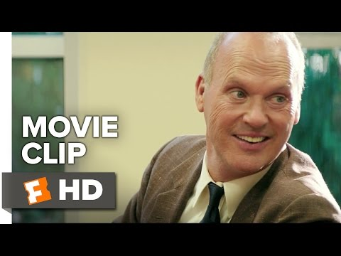 The Founder Movie CLIP - Selling The American Dream (2017) - Michael Keaton Movie