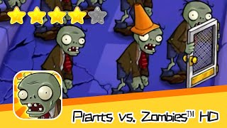 Plants vs  Zombies™ HD Adventure 2 Night 03 Part 01 Walkthrough The zombies are coming! Recommend in