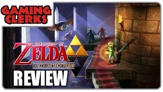 The Legend of Zelda: A Link Between Worlds | Review / Test / GaCLeRe