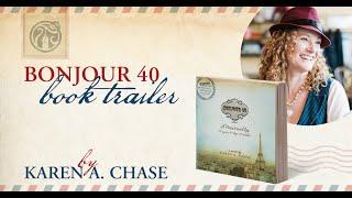 Bonjour 40 Book Trailer