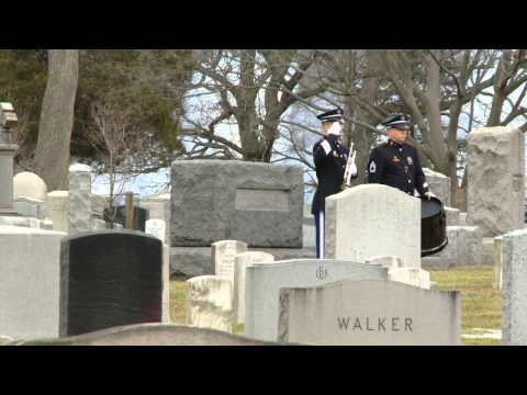 Funeral of General (Ret.) H. Norman Schwarzkopf, U.S. Military Academy, West Point, NY