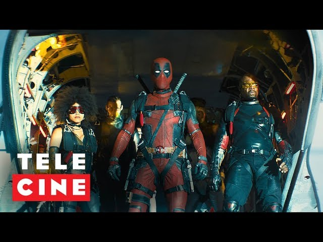 Deadpool 2 | Trailer | Telecine