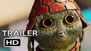 MEN IN BLACK 4: INTERNATIONAL Official Trailer (2019) Chris Hemsworth Sci-Fi Movie HD
