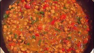 طريقة عمل الفول بالطماطم (الاوطة) بخلطه رهيبه والطعم حكايه وسر اللون والطعم احلى من المحلات