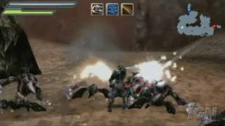 Bounty Hounds Sony PSP Gameplay - Gameplay