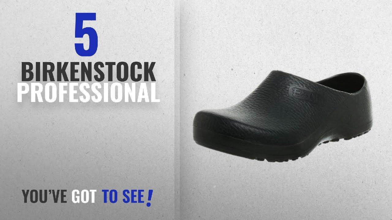 6035a80353f35 Top 5 Birkenstock Professional [2018]: Birkenstock Professional Unisex  Profi Birki Slip Resistant