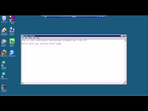 DB Remote Sybase Sql Anywhere Tutorial