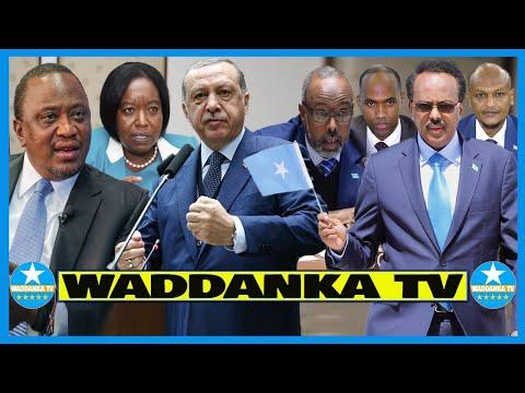 DEG DEG Kenya Oo Looga Guuleestay Dacwadii Badda, Somalia Oo Heshay Garab Weyn, Guusha Shacabka Soma