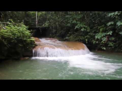 Nicho, natural park in cienfuegos, cuba, El Nicho parque natural