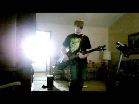 Ali For Cody Guitar Cover Senses Fail
