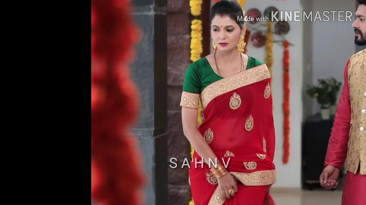 Serial Actress Hot Navel Shows - Youtube-7347