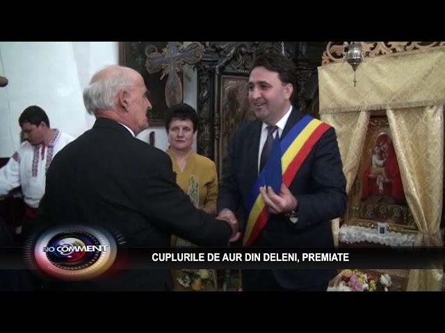 CUPLURILE DE AUR DIN DELENI, PREMIATE