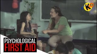 PFA 2 - What Psychological First Aid is Not