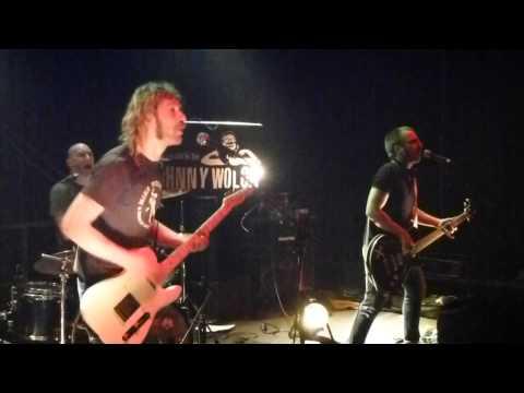 Johnny Wolga - King Of Punk  3.1.2014 im SO36 / Berlin